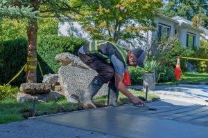 Concrete Paving Service