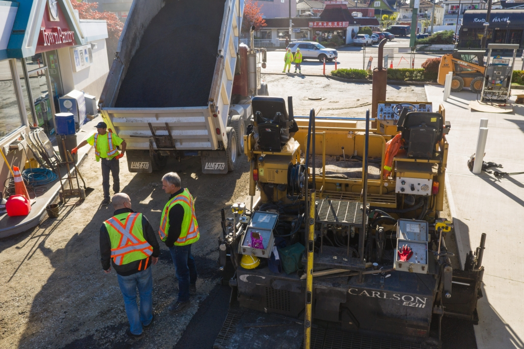 Parking Lot Paving & Patching Services