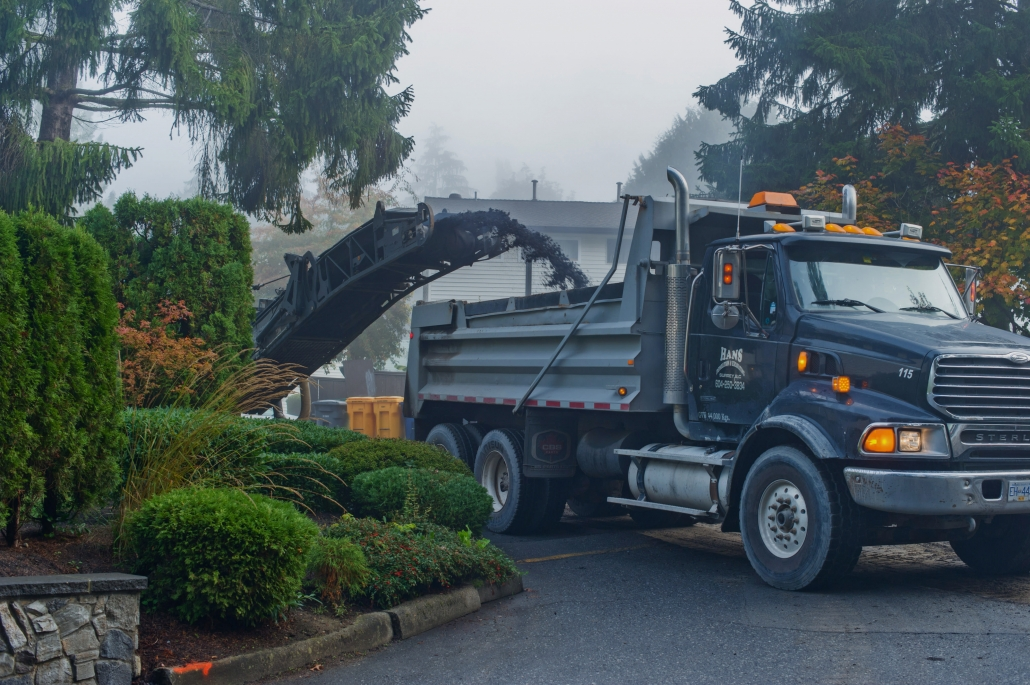 Palmieri Brothers, Residential, Commercial & Municipal Site Services