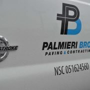 Palmieri Bros Paving Unveils New Look