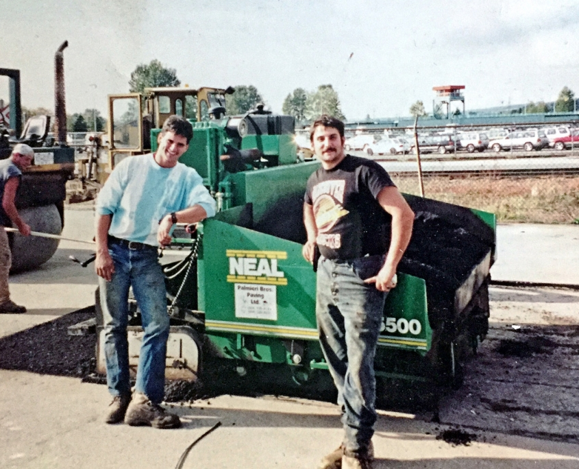 Palmieri Brothers Paving Services